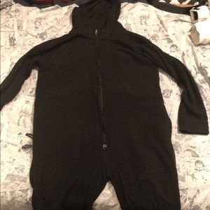 Black Fleece Onesie